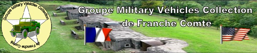 Group Military Véhicles Collection de Franche Comté